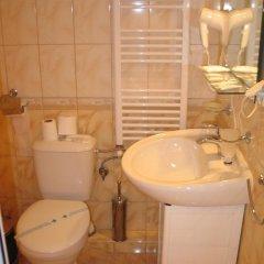 Отель Kovanlika Hotel Болгария, Тырговиште - отзывы, цены и фото номеров - забронировать отель Kovanlika Hotel онлайн ванная