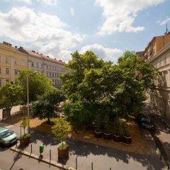 Отель Deak Design Flat Венгрия, Будапешт - отзывы, цены и фото номеров - забронировать отель Deak Design Flat онлайн балкон