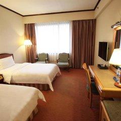Guangzhou Hotel 3* Улучшенный номер с разными типами кроватей фото 4