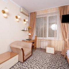 Гостиница Для Вас 4* Семейный люкс с двуспальной кроватью фото 19