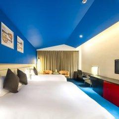 Hotel Soul комната для гостей фото 4