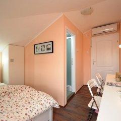 Отель Rooms Jahting Klub Kej Стандартный номер с различными типами кроватей