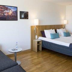 Отель Scandic Europa 4* Стандартный номер с различными типами кроватей фото 5