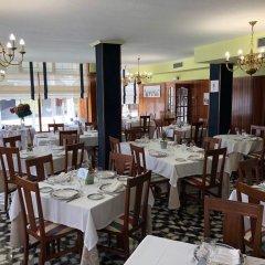 Отель Las Rocas Isla Арнуэро питание
