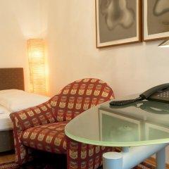 Hotel Kunsthof 3* Стандартный номер с различными типами кроватей фото 15