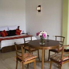 Отель Thumbelina Apartments & Hotel Шри-Ланка, Бентота - отзывы, цены и фото номеров - забронировать отель Thumbelina Apartments & Hotel онлайн комната для гостей фото 5