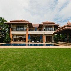 Отель Phuket Marbella Villa 4* Вилла с различными типами кроватей фото 42