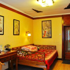 Beijing Double Happiness Hotel 3* Номер Делюкс с различными типами кроватей фото 4