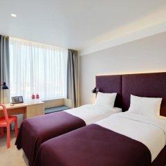 AZIMUT Отель Санкт-Петербург 4* Номер SMART Стандарт с двуспальной кроватью фото 4