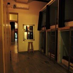 Capsule Hostel Mexico City Кровать в общем номере фото 12