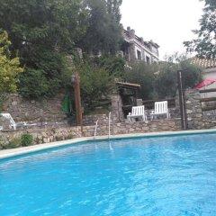 Отель Cortijo La Solana бассейн