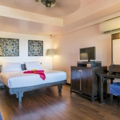Отель Krabi Cha-da Resort 4* Номер Делюкс с различными типами кроватей фото 8