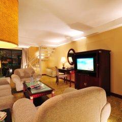 Jianguo Hotel Xi An 5* Люкс повышенной комфортности с различными типами кроватей фото 7