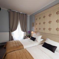Отель Hôtel de Bellevue Paris Gare du Nord 3* Номер Комфорт с различными типами кроватей