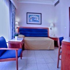 Mediterranean Hotel 4* Стандартный номер с различными типами кроватей фото 6