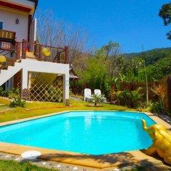 Отель Villa Sukhothai @ Golden Pool Villas бассейн фото 2