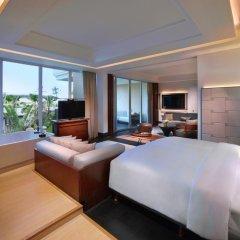 Отель Sofitel Bali Nusa Dua Beach Resort 5* Роскошный номер с различными типами кроватей фото 2