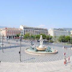 Отель De La Mer Франция, Ницца - отзывы, цены и фото номеров - забронировать отель De La Mer онлайн спортивное сооружение