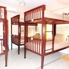 Jinda Hostel Кровать в общем номере с двухъярусной кроватью фото 14