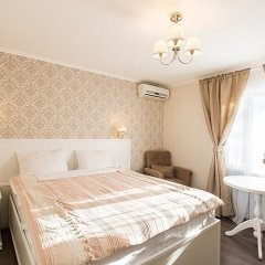 Гостиница Загородный клуб Weekend Номер Делюкс с различными типами кроватей фото 8