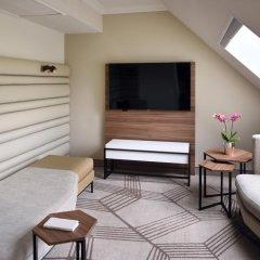 Prague Marriott Hotel 5* Представительский люкс фото 5