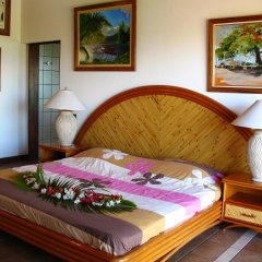 Отель Villa Marama Французская Полинезия, Папеэте - отзывы, цены и фото номеров - забронировать отель Villa Marama онлайн удобства в номере