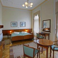 Hotel Sant Georg 4* Стандартный номер с двуспальной кроватью фото 8