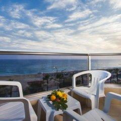 Kleopatra Ada Beach Hotel 4* Стандартный номер с 2 отдельными кроватями фото 3