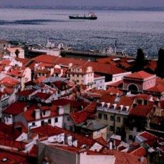 Go Hostel Lisbon Лиссабон приотельная территория фото 2