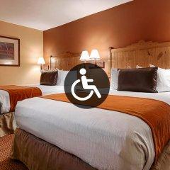 Отель Best Western Plus Rio Grande Inn 3* Стандартный номер с различными типами кроватей фото 7