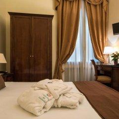 Отель I Giardini Del Quirinale Стандартный номер с двуспальной кроватью фото 10