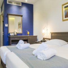 Castello City Hotel 4* Номер Делюкс с различными типами кроватей фото 10