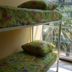 Hostel on Navaginskaya Кровать в мужском общем номере с двухъярусной кроватью фото 2