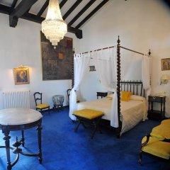 Отель San Román de Escalante 4* Люкс с различными типами кроватей фото 11