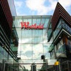 Отель ibis London Stratford балкон