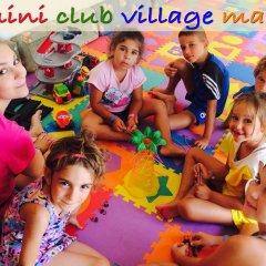 Отель Village Mare детские мероприятия