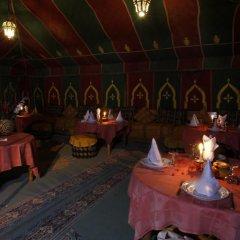 Отель Ksar Tinsouline Марокко, Загора - отзывы, цены и фото номеров - забронировать отель Ksar Tinsouline онлайн питание фото 2