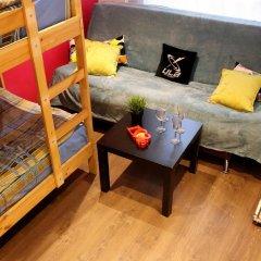 Хостел ULA Стандартный номер с двуспальной кроватью фото 4