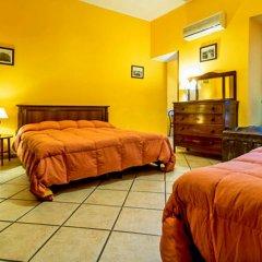 Отель Casa Cagliostro Palermo Италия, Палермо - отзывы, цены и фото номеров - забронировать отель Casa Cagliostro Palermo онлайн комната для гостей фото 2