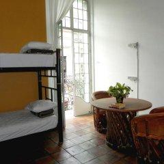 Hostel Hospedarte Centro Кровать в общем номере с двухъярусной кроватью фото 2
