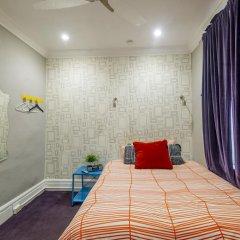Отель USA Hostels San Francisco Номер с общей ванной комнатой с различными типами кроватей (общая ванная комната) фото 7