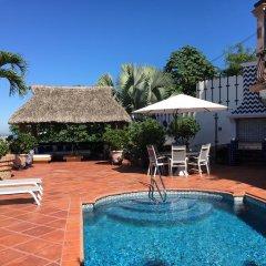Отель The Pool House By Casa Muni бассейн