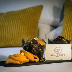 Отель BCN Urban Hotels Gran Ronda 3* Номер категории Эконом с различными типами кроватей фото 2