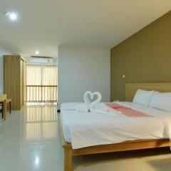 Отель Jomtien Plaza Residence 3* Номер Делюкс с различными типами кроватей фото 7