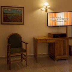 Hotel Westfalenhaus 3* Номер Делюкс с различными типами кроватей фото 33
