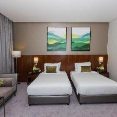 Отель Flora Al Barsha Mall of the Emirates 4* Стандартный номер с различными типами кроватей фото 8