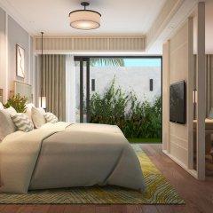 Отель Vinpearl Resort & Spa Hoi An 5* Номер Делюкс с различными типами кроватей фото 3