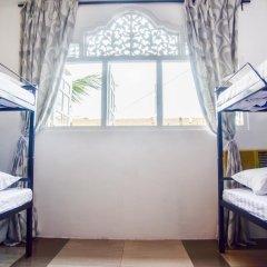 Отель M Home Guest House Кровать в общем номере с двухъярусной кроватью фото 4