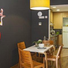 Апартаменты AinB Eixample-Entenza Apartments Апартаменты с различными типами кроватей фото 20
