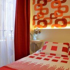 Хостел Far Home Plaza Mayor Стандартный номер с двуспальной кроватью (общая ванная комната) фото 11